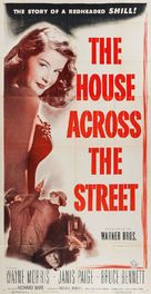 The House Across the Street - Movie Poster (xs thumbnail)