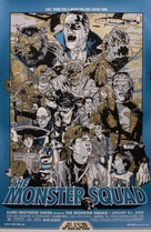 The Monster Squad - poster (xs thumbnail)