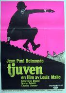 Voleur, Le - Swedish Movie Poster (xs thumbnail)