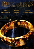 The Lord of the Rings: The Fellowship of the Ring - Indian Movie Poster (xs thumbnail)