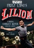 Liliom - DVD cover (xs thumbnail)