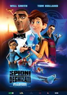 Spies in Disguise - Romanian Movie Poster (xs thumbnail)