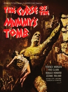 The Curse of the Mummy's Tomb - British Movie Cover (xs thumbnail)