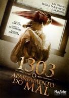 Apartment 1303 3D - Brazilian Movie Cover (xs thumbnail)