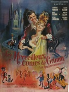The Wonderful World of the Brothers Grimm - French Movie Poster (xs thumbnail)