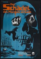 The Skull - German Movie Poster (xs thumbnail)