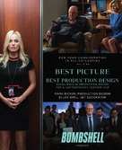 Bombshell - For your consideration movie poster (xs thumbnail)