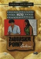 Zabriskie Point - Brazilian Movie Cover (xs thumbnail)