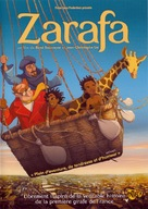Zarafa - French DVD cover (xs thumbnail)
