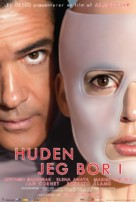 La piel que habito - Danish Movie Poster (xs thumbnail)