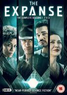 """""""The Expanse"""" - DVD movie cover (xs thumbnail)"""