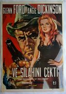 The Last Challenge - Turkish Movie Poster (xs thumbnail)