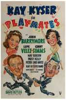 Playmates - Movie Poster (xs thumbnail)