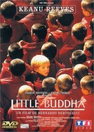 Little Buddha - French DVD cover (xs thumbnail)