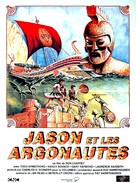 Jason and the Argonauts - French Re-release poster (xs thumbnail)