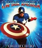Captain America - Blu-Ray movie cover (xs thumbnail)