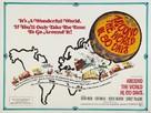 Around the World in Eighty Days - British Movie Poster (xs thumbnail)