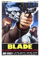 Blade - Italian Movie Poster (xs thumbnail)