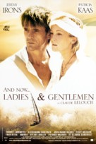 And Now... Ladies and Gentlemen... - French Movie Poster (xs thumbnail)