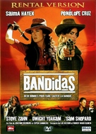 Bandidas - French DVD cover (xs thumbnail)