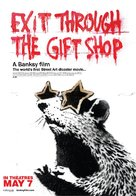 Exit Through the Gift Shop - Canadian Movie Poster (xs thumbnail)