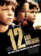 Twelve and Holding - French Movie Poster (xs thumbnail)