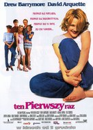 Never Been Kissed - Polish Movie Poster (xs thumbnail)
