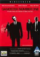 Gangster No. 1 - South African DVD cover (xs thumbnail)