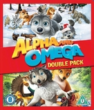 Alpha and Omega - British Blu-Ray cover (xs thumbnail)