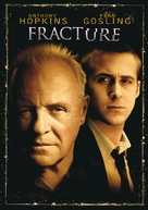 Fracture - DVD cover (xs thumbnail)