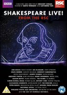 Shakespeare Live! From the RSC - British DVD movie cover (xs thumbnail)