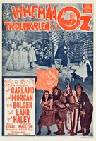 The Wizard of Oz - Finnish Movie Poster (xs thumbnail)