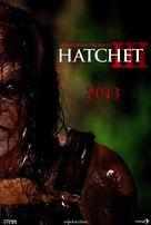 Hatchet III - Movie Poster (xs thumbnail)