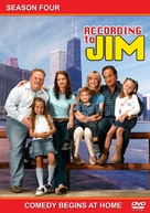 """According to Jim"" - Movie Cover (xs thumbnail)"