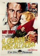 The General Died at Dawn - Italian Movie Poster (xs thumbnail)