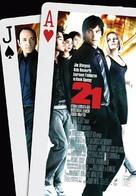 21 - Turkish Movie Poster (xs thumbnail)
