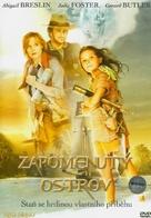 Nim's Island - Czech DVD movie cover (xs thumbnail)
