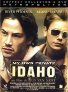 My Own Private Idaho - French DVD cover (xs thumbnail)
