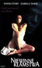 Innocent Lies - Polish VHS cover (xs thumbnail)