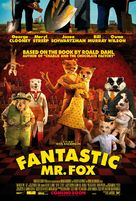 Fantastic Mr. Fox - Movie Poster (xs thumbnail)