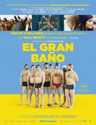Le grand bain - Spanish Movie Poster (xs thumbnail)