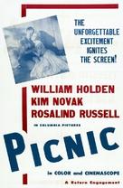 Picnic - Movie Poster (xs thumbnail)