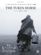 A torinói ló - Swiss Movie Poster (xs thumbnail)