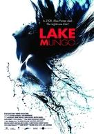 Lake Mungo - Movie Poster (xs thumbnail)