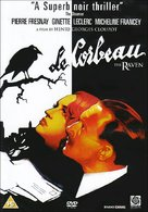Le corbeau - British DVD cover (xs thumbnail)
