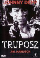 Dead Man - Polish Movie Cover (xs thumbnail)