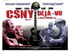 CSNY Déjà Vu - British Movie Poster (xs thumbnail)