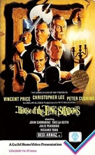 House of the Long Shadows - British VHS movie cover (xs thumbnail)