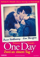 One Day - Swiss Movie Poster (xs thumbnail)