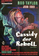Young Cassidy - German Movie Poster (xs thumbnail)